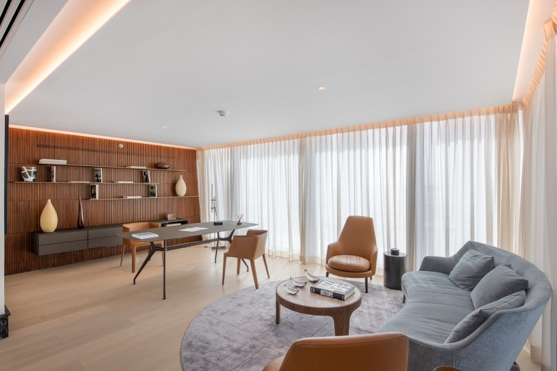 4 Bedroom Apartment For Sale in  The Dorchester Collection Hotel & Residences,  Business Bay   6