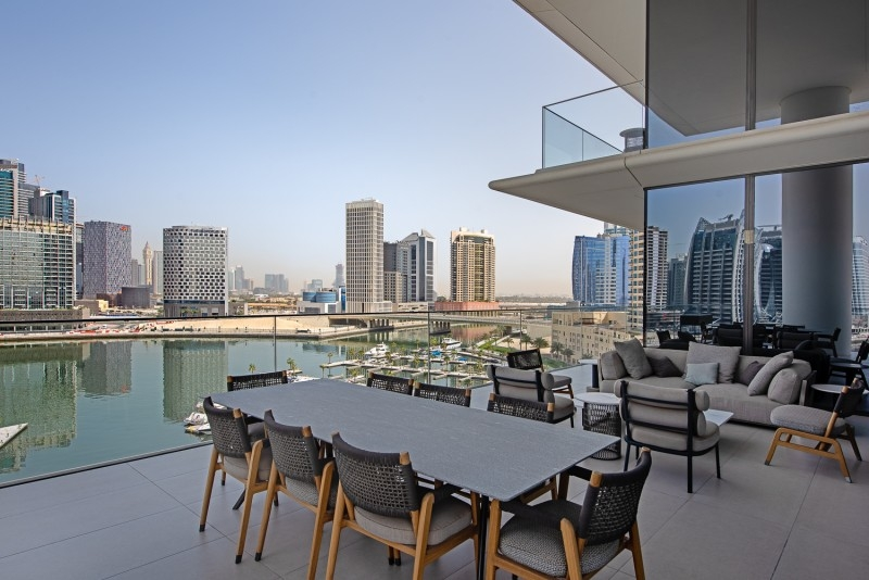4 Bedroom Apartment For Sale in  The Dorchester Collection Hotel & Residences,  Business Bay   14