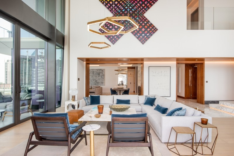 4 Bedroom Apartment For Sale in  The Dorchester Collection Hotel & Residences,  Business Bay   5