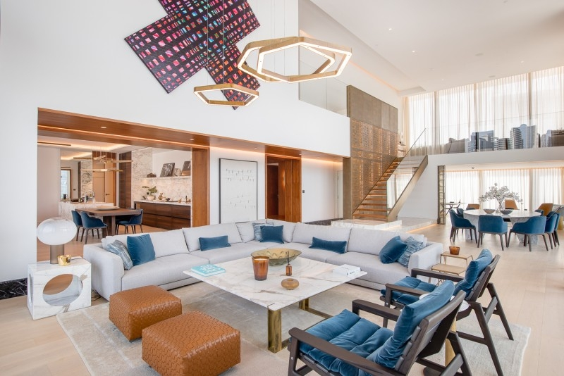 4 Bedroom Apartment For Sale in  The Dorchester Collection Hotel & Residences,  Business Bay   0