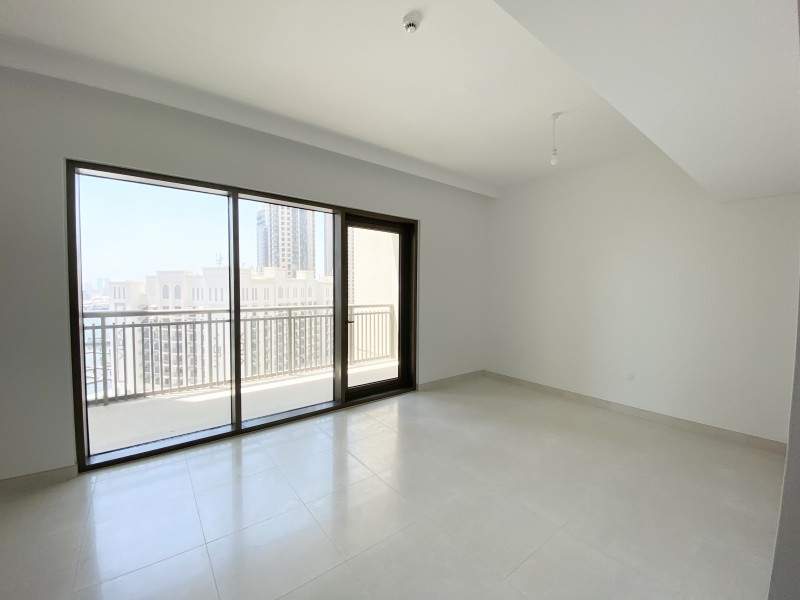 2 Bedroom Apartment For Rent in  Creekside 18 Tower A,  Dubai Creek Harbour (The Lagoons) | 2