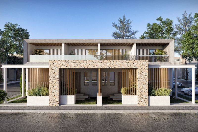 2 Bedroom Townhouse For Sale in  Rukan Community,  Dubailand   2