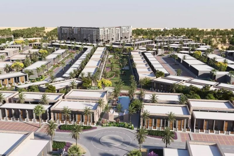 2 Bedroom Townhouse For Sale in  Rukan Community,  Dubailand   6