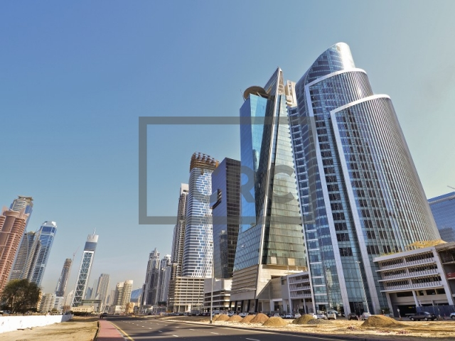 office for sale in business bay, the prism | 8