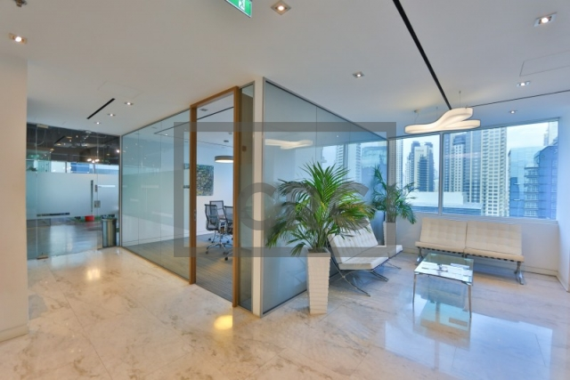 11,210 sq.ft. Office in Business Bay, Bay Square Building 11 for AED 1,178,000