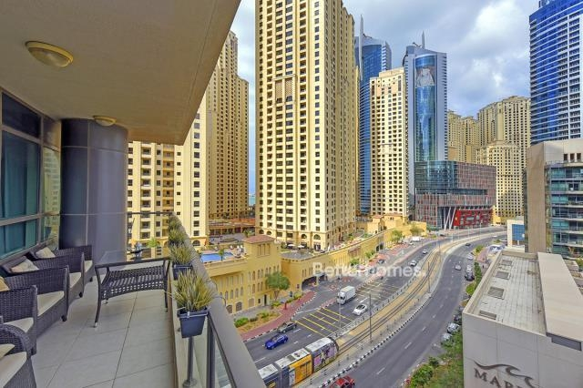 2 Bedroom Apartment For Rent in  Marina Quay West,  Dubai Marina | 1