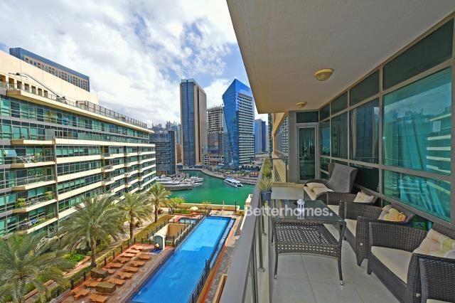 2 Bedroom Apartment For Rent in  Marina Quay West,  Dubai Marina | 0