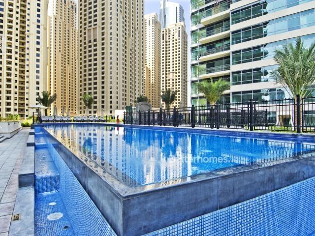 2 Bedroom Apartment For Rent in  Marina Quay West,  Dubai Marina | 12