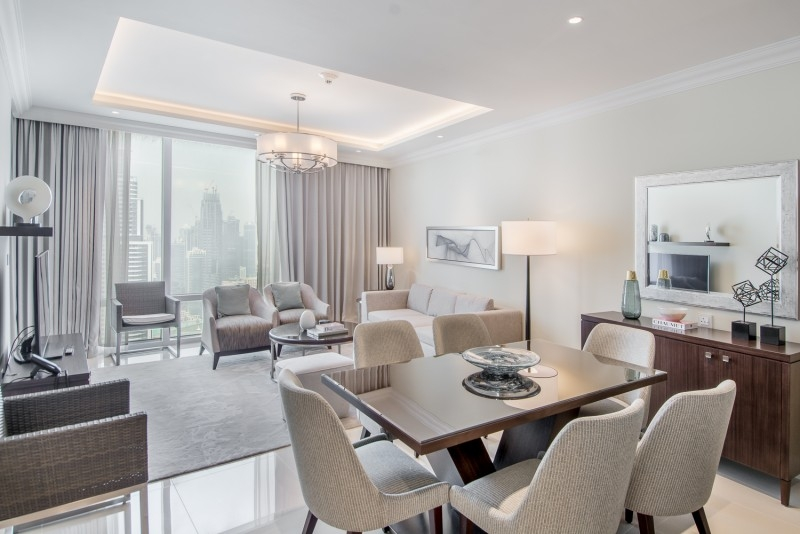 2 Bedroom Apartment For Rent in  The Address Residence Fountain Views 1,  Downtown Dubai | 1
