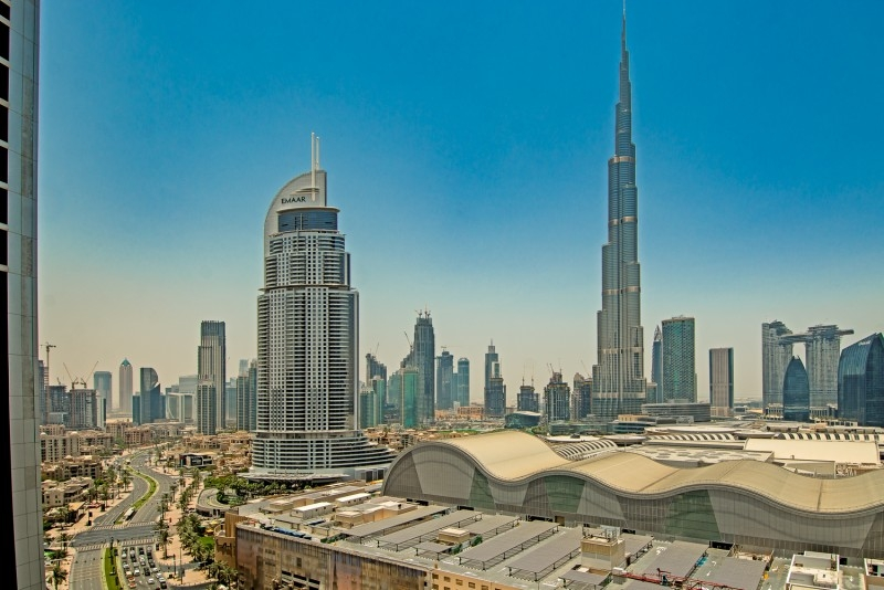 2 Bedroom Apartment For Rent in  The Address Residence Fountain Views 1,  Downtown Dubai | 5