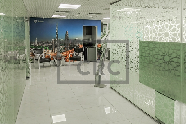 office for sale in business bay, clover bay tower | 8