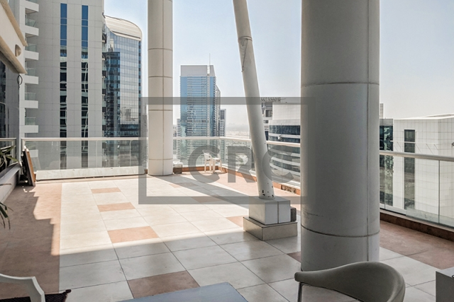 office for sale in business bay, clover bay tower | 16
