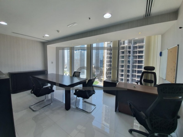 office for sale in business bay, the binary tower | 5