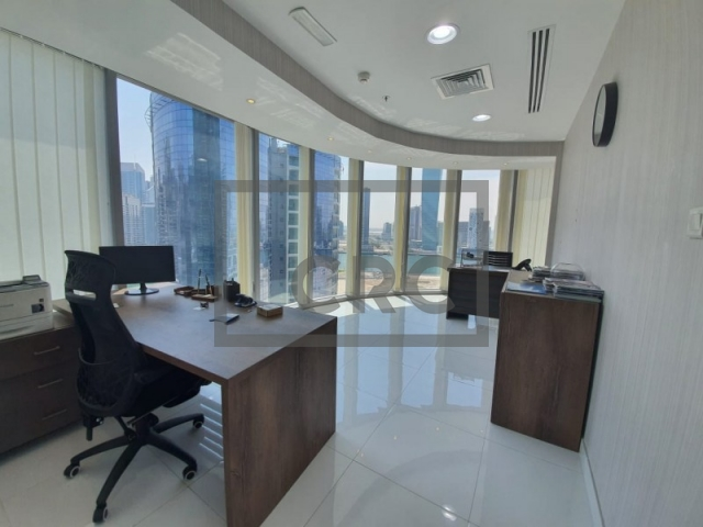 office for sale in business bay, the binary tower | 6