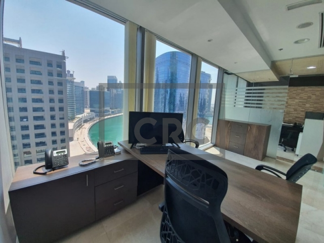 office for sale in business bay, the binary tower | 16