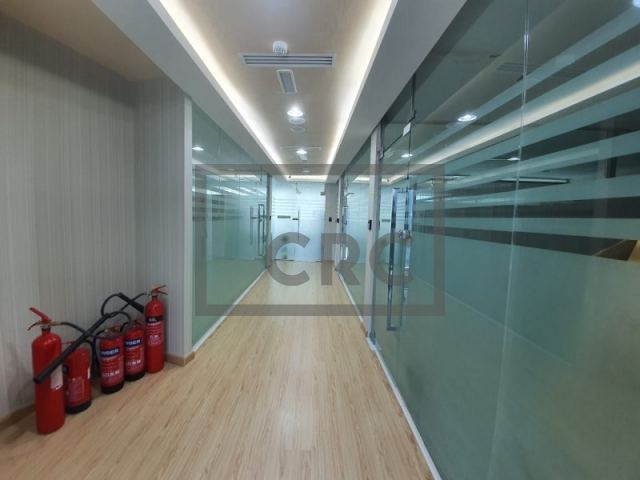 office for sale in business bay, the binary tower | 1