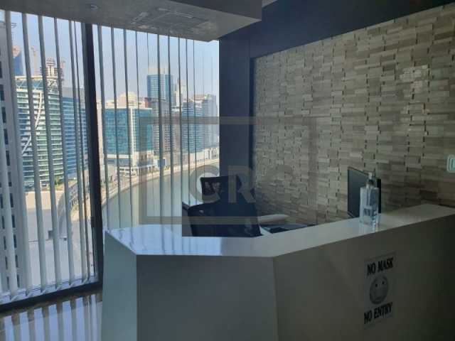 office for sale in business bay, the binary tower | 14