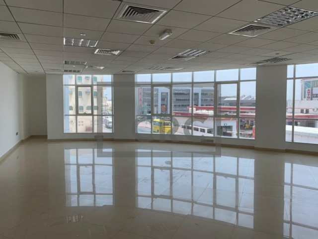 1,040 sq.ft. Office in Deira, Port Saeed for AED 67,600