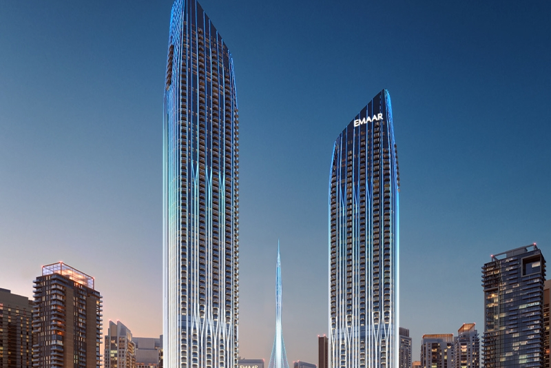 3 Bedroom Apartment For Sale in  Address Harbour Point,  Dubai Creek Harbour (The Lagoons)   6