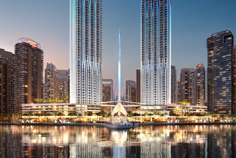 3 Bedroom Apartment For Sale in  Address Harbour Point,  Dubai Creek Harbour (The Lagoons)   4