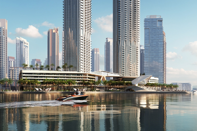 3 Bedroom Apartment For Sale in  Address Harbour Point,  Dubai Creek Harbour (The Lagoons)   5