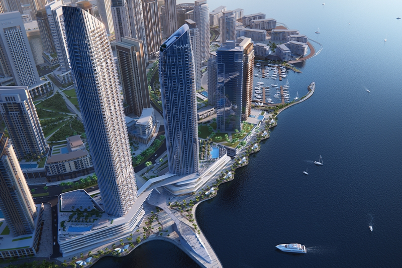 3 Bedroom Apartment For Sale in  Address Harbour Point,  Dubai Creek Harbour (The Lagoons)   0