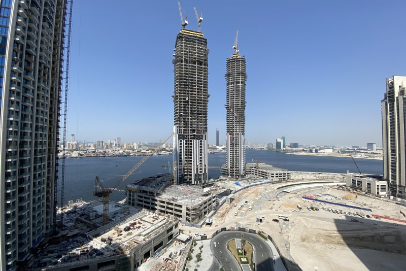3 Bedroom Apartment For Sale in  Address Harbour Point,  Dubai Creek Harbour (The Lagoons)   9