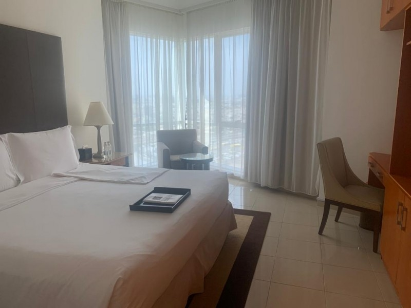 3 Bedroom Apartment For Rent in  The Fairmont Dubai,  Sheikh Zayed Road   0