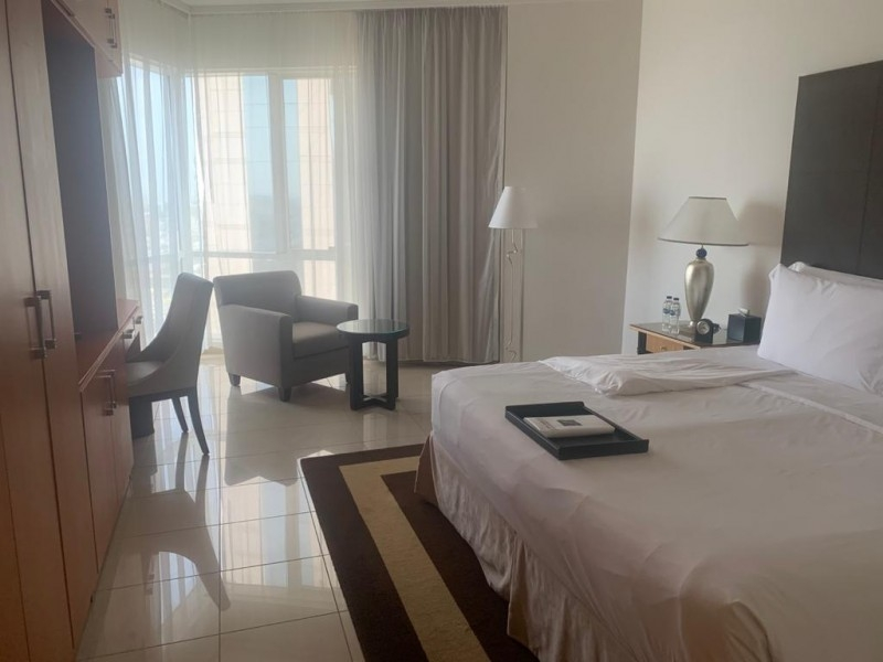 3 Bedroom Apartment For Rent in  The Fairmont Dubai,  Sheikh Zayed Road   6