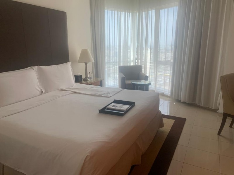 3 Bedroom Apartment For Rent in  The Fairmont Dubai,  Sheikh Zayed Road   8