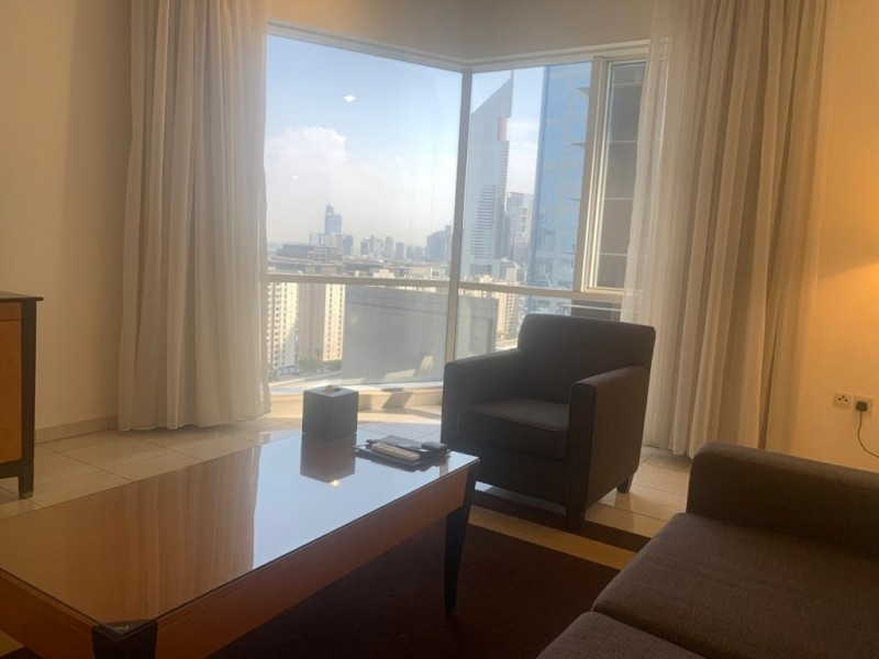 2 Bedroom Apartment For Rent in  The Fairmont Dubai,  Sheikh Zayed Road | 4