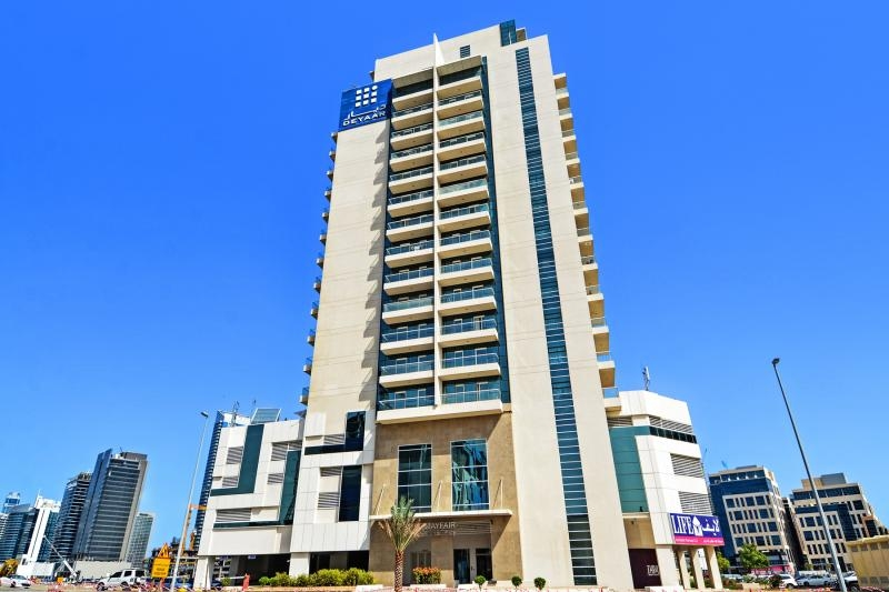 1 Bedroom Apartment For Rent in  Mayfair Residency,  Business Bay   8