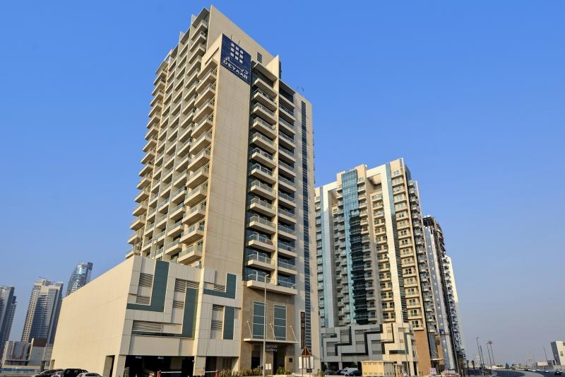 1 Bedroom Apartment For Rent in  Mayfair Residency,  Business Bay   7