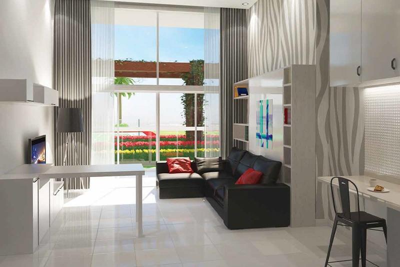 Studio Apartment For Sale in  Miraclz,  Arjan | 0