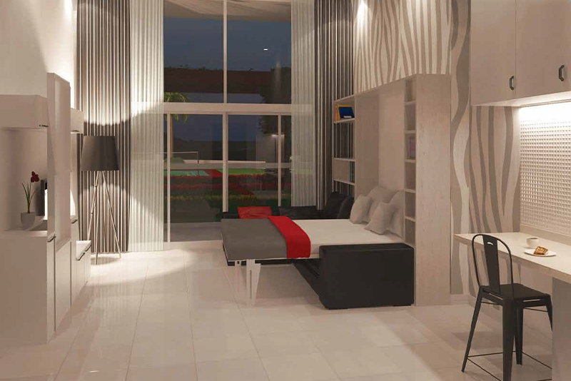 Studio Apartment For Sale in  Miraclz,  Arjan | 2