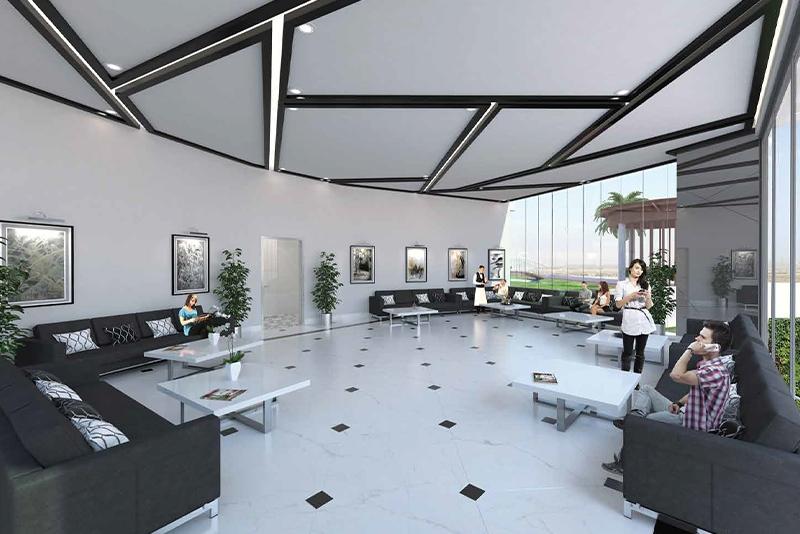 Studio Apartment For Sale in  Miraclz,  Arjan | 6