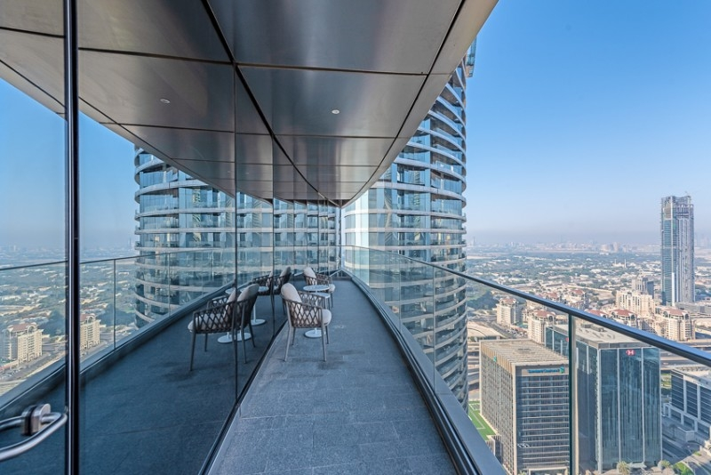 The Address Sky View, Downtown Dubai