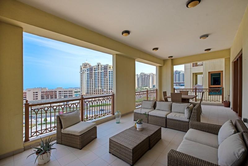 Marina Residence (all), Palm Jumeirah
