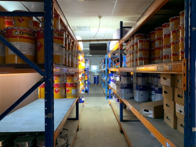semi-furnished warehouse for sale in dubai industrial park, saih shuaib 2   5