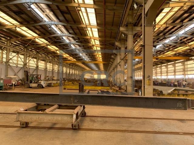 semi-furnished warehouse for sale in dubai industrial park, saih shuaib 2   1