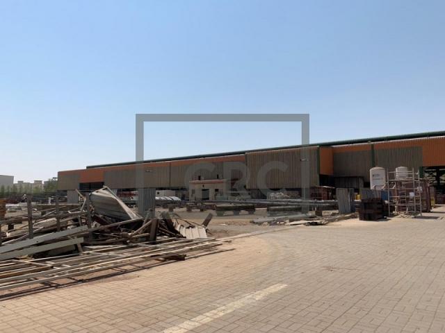 semi-furnished warehouse for sale in dubai industrial park, saih shuaib 2   12
