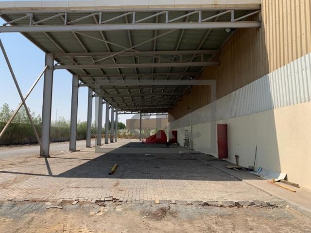 semi-furnished warehouse for sale in dubai industrial park, saih shuaib 2   9