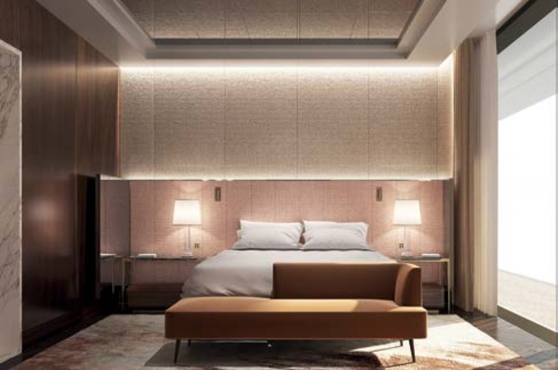 The Dorchester Collection Hotel & Residences, Business Bay
