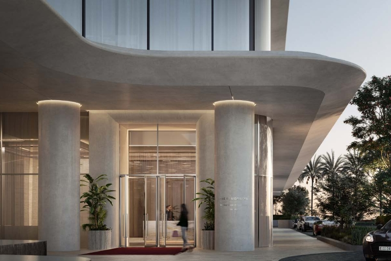 Studio Duplex For Sale in  The Dorchester Collection Hotel & Residences,  Business Bay | 3