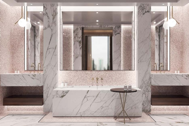 Studio Duplex For Sale in  The Dorchester Collection Hotel & Residences,  Business Bay | 4