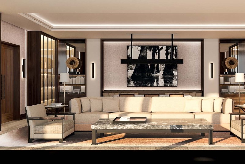 Studio Duplex For Sale in  The Dorchester Collection Hotel & Residences,  Business Bay | 5