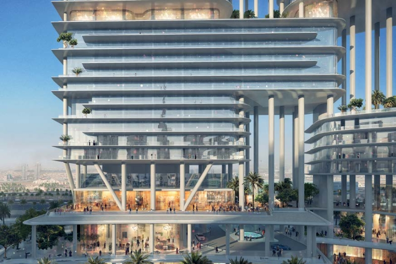 Studio Duplex For Sale in  The Dorchester Collection Hotel & Residences,  Business Bay | 7