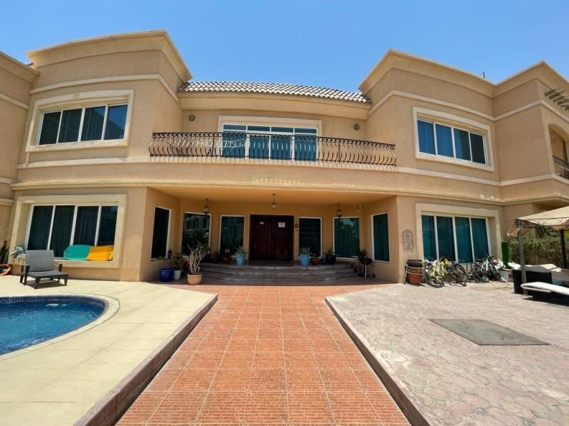 5 Bedroom Villa For Sale in  Diamond Views 2,  Jumeirah Village Circle | 14
