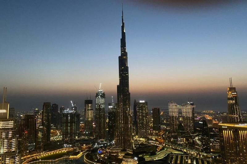 The Address Residence Fountain Views Sky Collection 1, Downtown Dubai