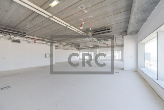 office for rent in sheikh zayed road, conrad commercial tower   8